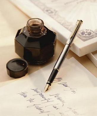 zarfsız mektup