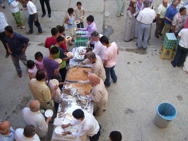 Mersin İheş 3. geleneksel pilav günü haberi 61