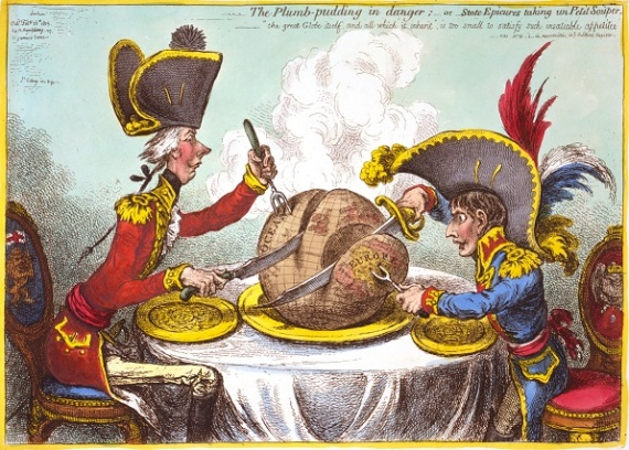 caricature-gillray-plumpudding3